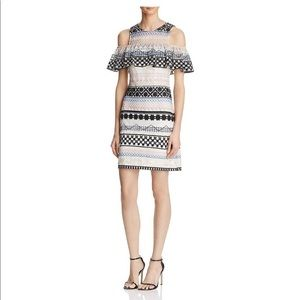 Parker embroidered dress NWT!